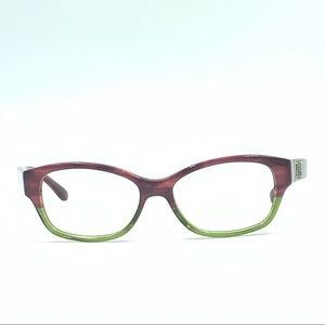 Juicy Couture C23 Green/Purple Sunglasses Frames